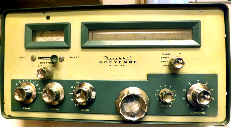 ham radio and vintage short wave radios at the Museum Of Yesterday