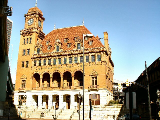 Main Street Station, Richmond, VA